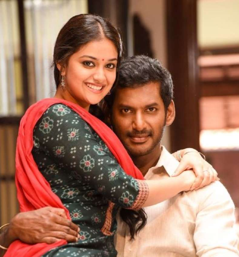 Keerthy Suresh  HD Movie Photo