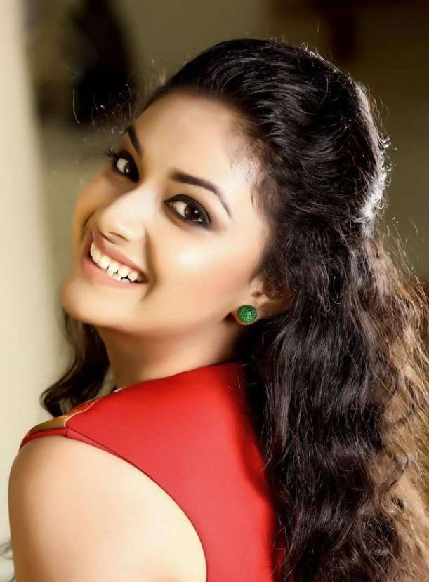 Keerthy Suresh Wallpaper Photo