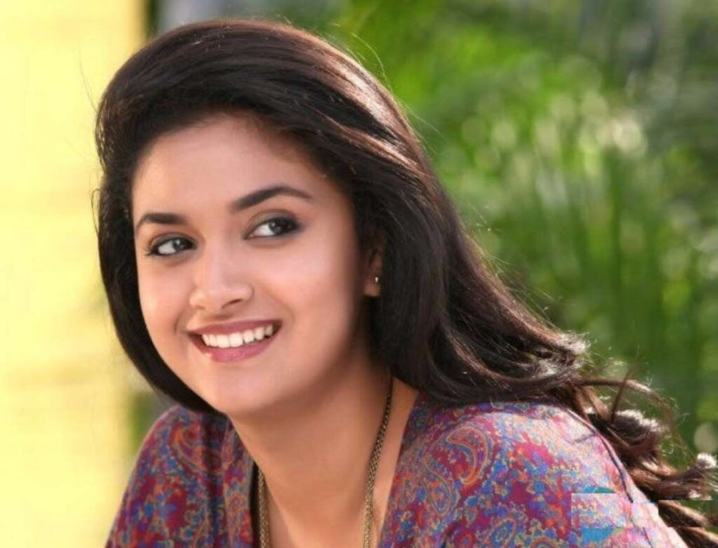 Keerthy Suresh Best Movie Photo