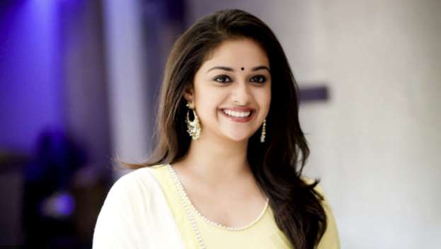 Keerthy Suresh Fetion Photo